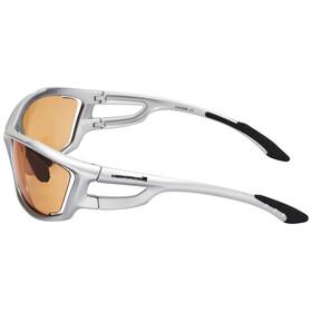 Endura Masai Fahrradbrille silber